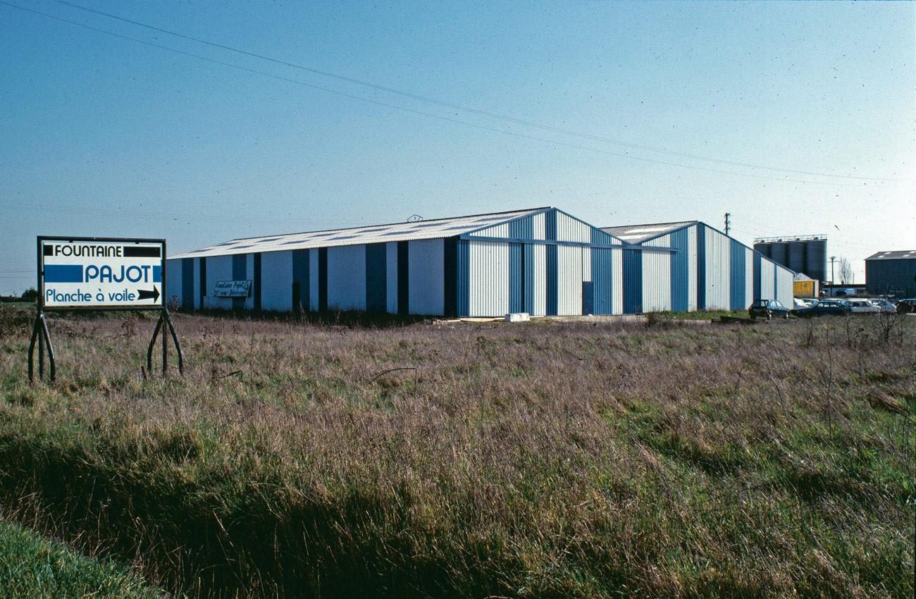 fountaine-pajot-chantier-aigrefeuille-d-aunis-1978