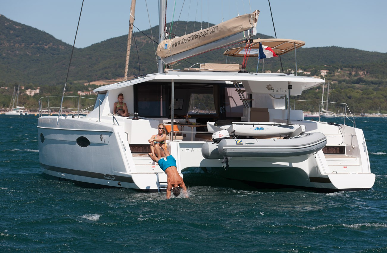 Fountaine Pajot Catamaran Company 40 Years Of Innovation