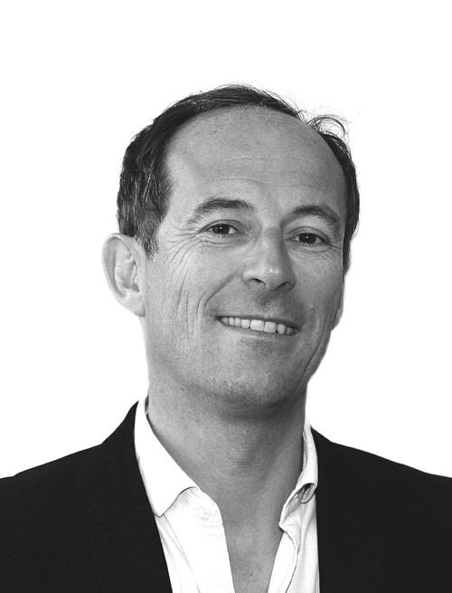 Steven Guedeu, Directeur Commercial