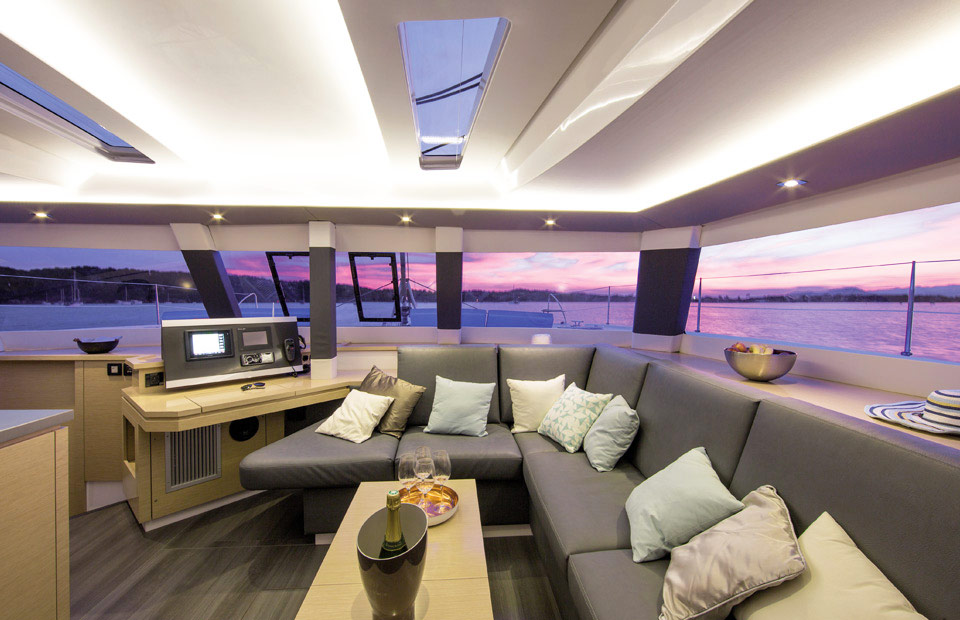 Fountaine Pajot Luxury Catamarans Amp Motor Yachts