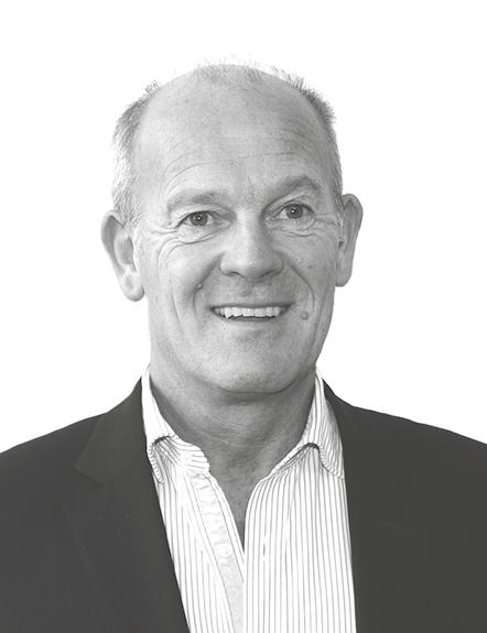 Claude Barrault, Director of Human Resources