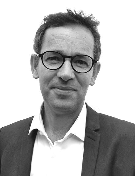 Johan Le Saux, Industrial Director